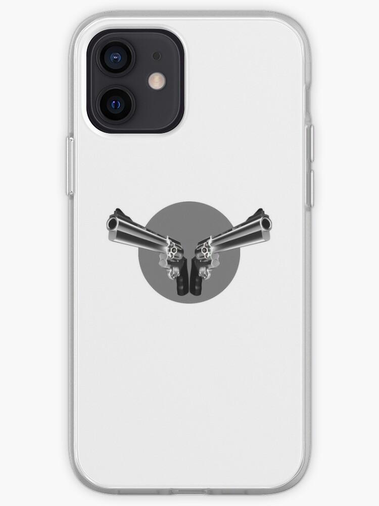 Revolver Magnum 44 | Coque iPhone