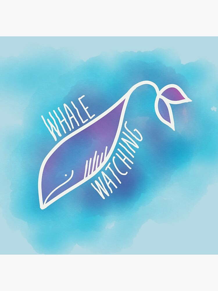 Whale Watching by Madebyholly