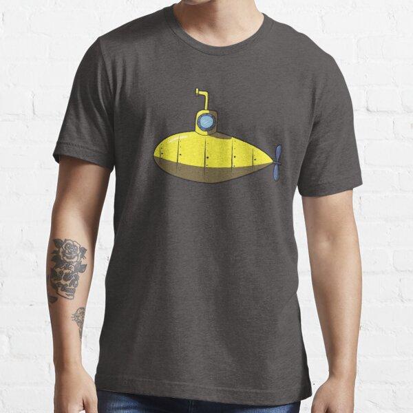 El submarino amarillo Camiseta esencial
