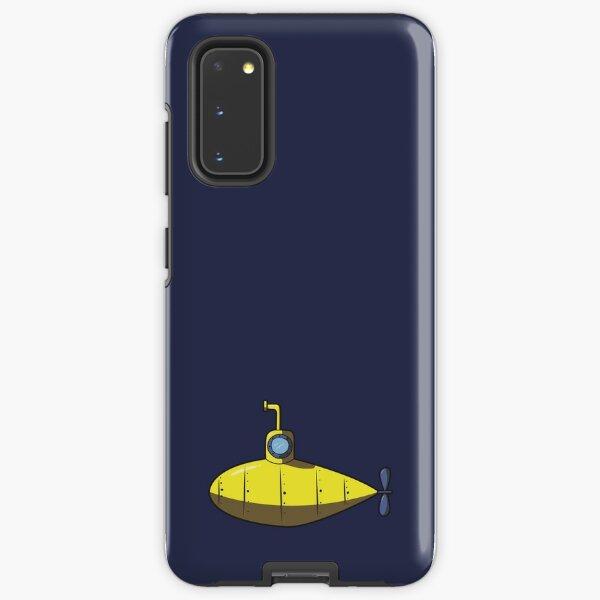 The yellow submarine Samsung Galaxy Tough Case