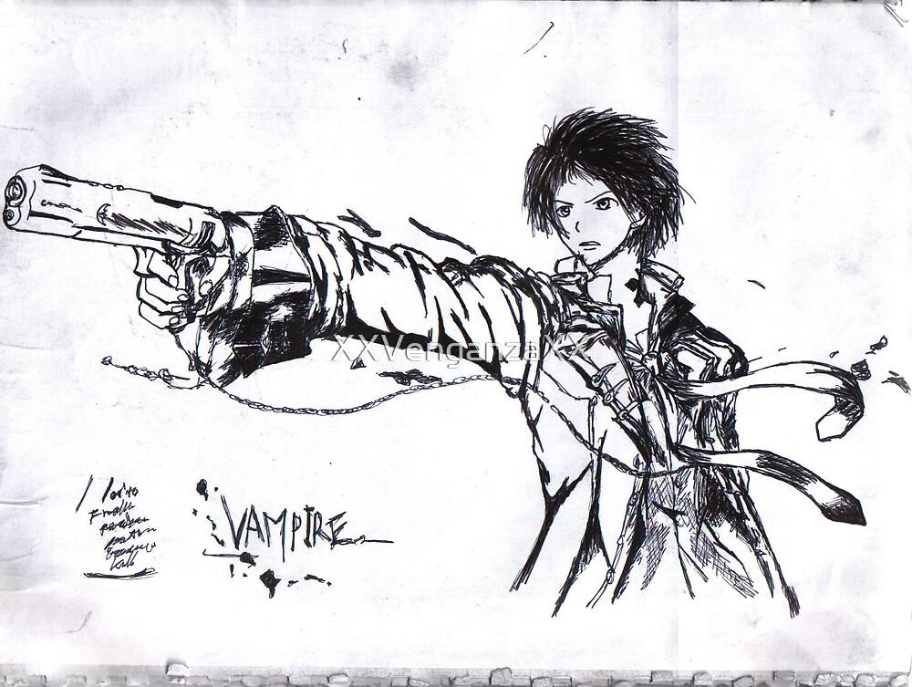 manga vampire by XXVenganzaXX