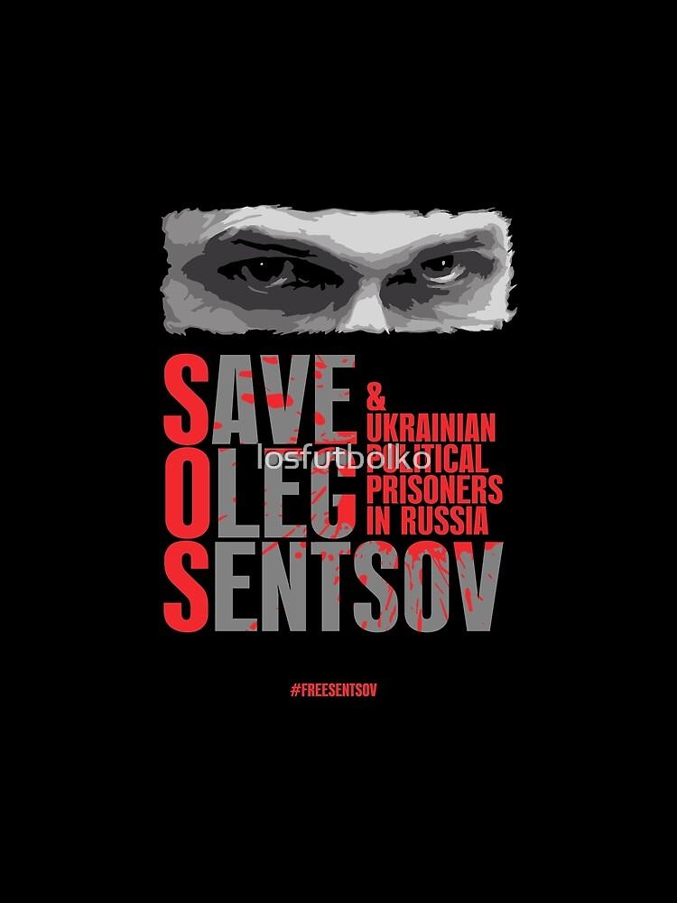 Free Sentsov by losfutbolko
