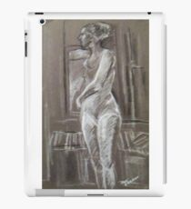 GRAY FIGURE STUDY iPad Case/Skin