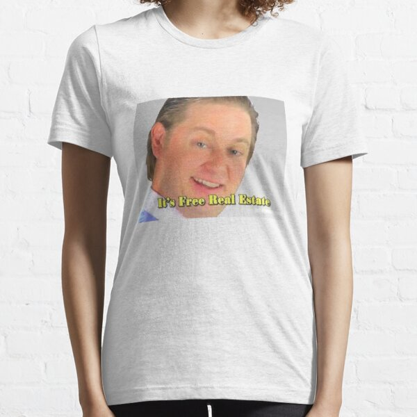 Tim and Eric - It's Free Real Estate Essential T-Shirt