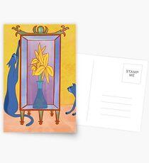 Bad Kitty Postcards
