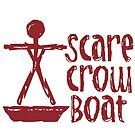 Scarecrow Boat Logo by megsmillie