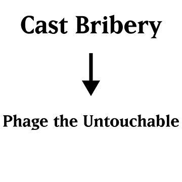 Bribery Phage - Magic: the Gathering by ProPeanuts