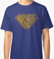 Peace SuperEmpowered (Gold) Classic T-Shirt