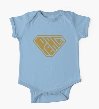 Peace SuperEmpowered (Gold) Kids Clothes