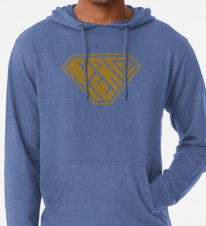 Peace SuperEmpowered (Gold) Lightweight Hoodie