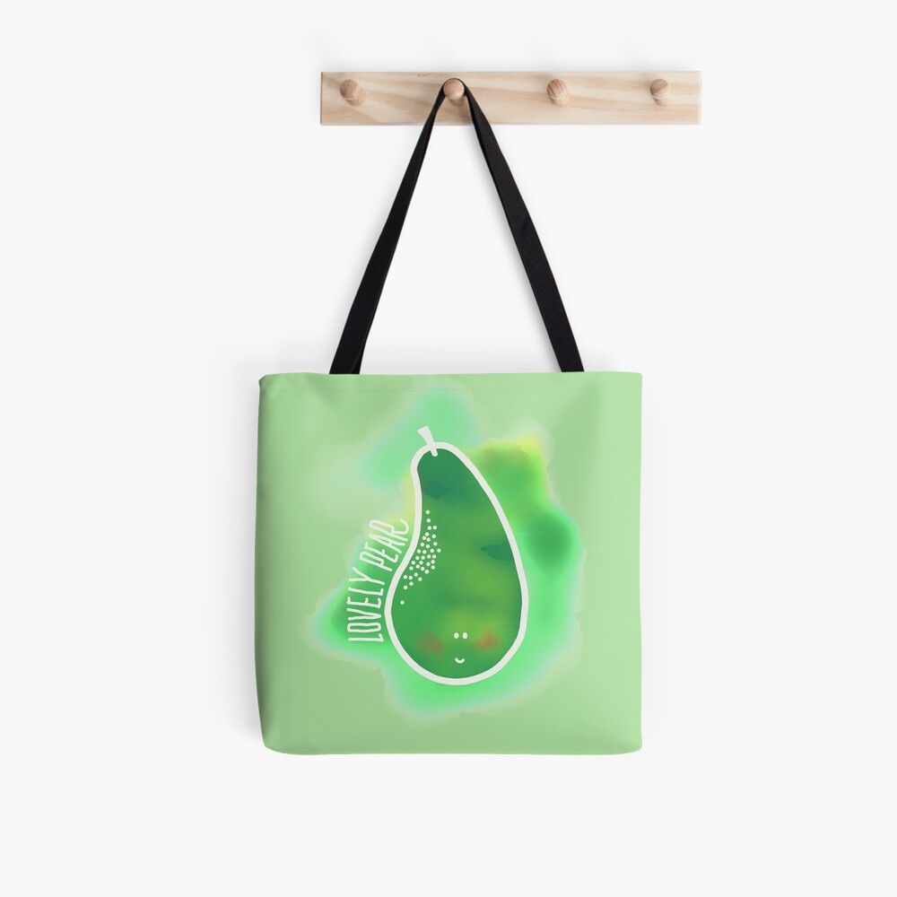 Lovely Pear Tote Bag