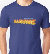 Illinoise  Unisex T-Shirt
