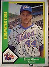 407 - Brian Givens by Foob's Baseball Cards