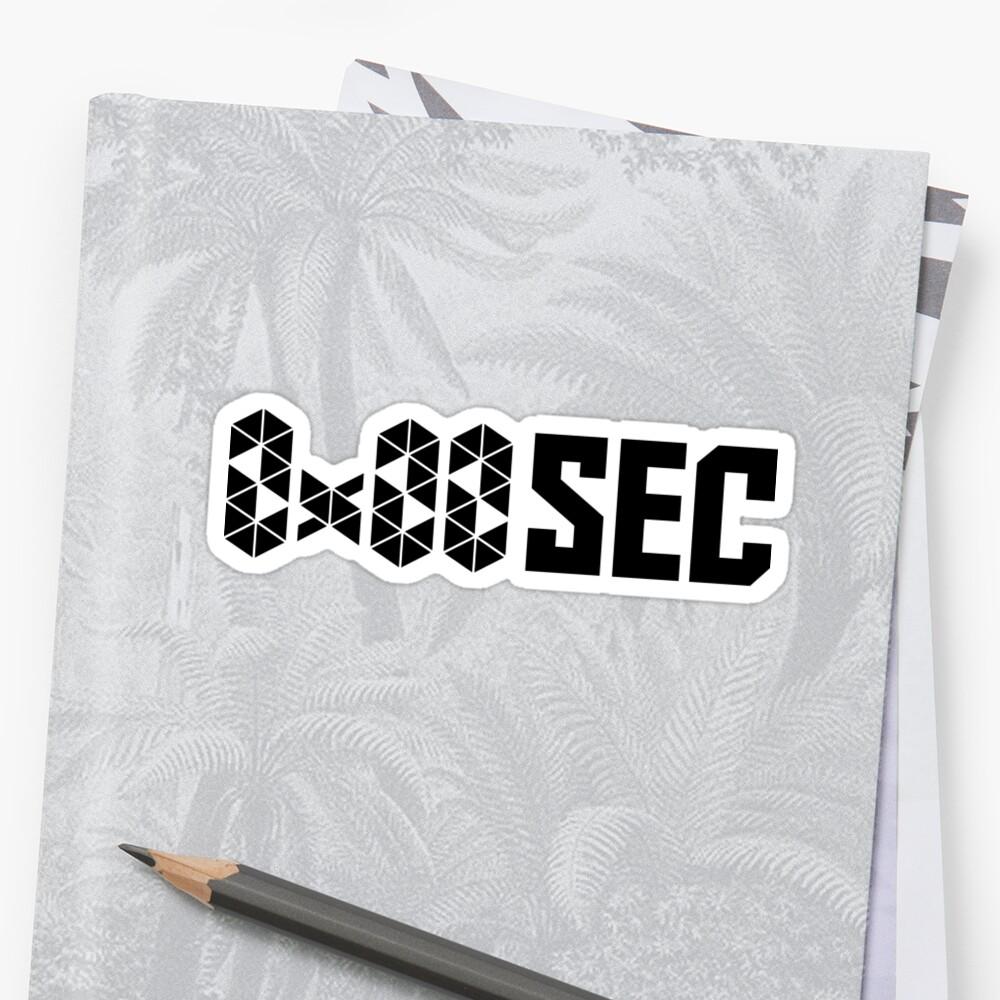 Official 0x00sec Stickers Sticker