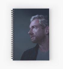 Martin Freeman in Cargo Spiral Notebook