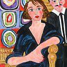 She Wanted A Kandinsky by Linda  Sharpe