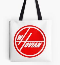 WHOVIAN TEE Tote Bag