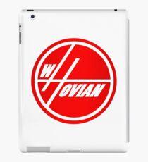 WHOVIAN TEE iPad Case/Skin