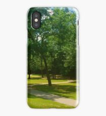Obstacles iPhone Case