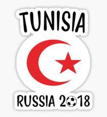 TUNISIA WORLD CUP RUSSIA 2018 Sticker