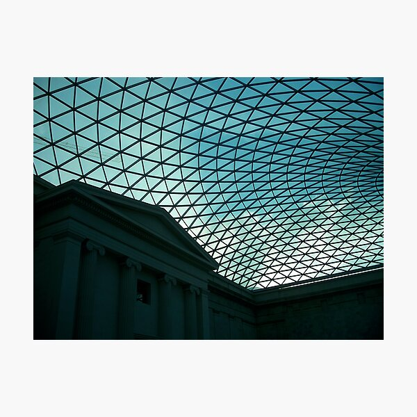British Museum Great Court 2 Photographic Print