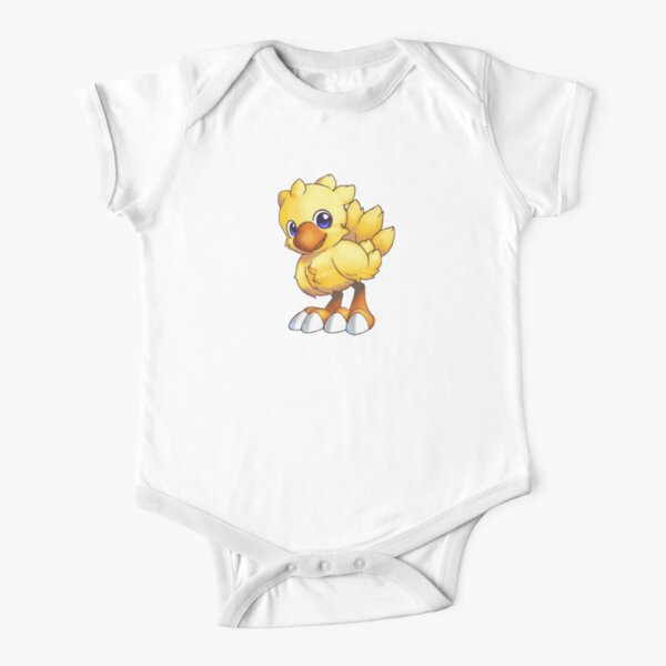 Chocobo Body manches courtes
