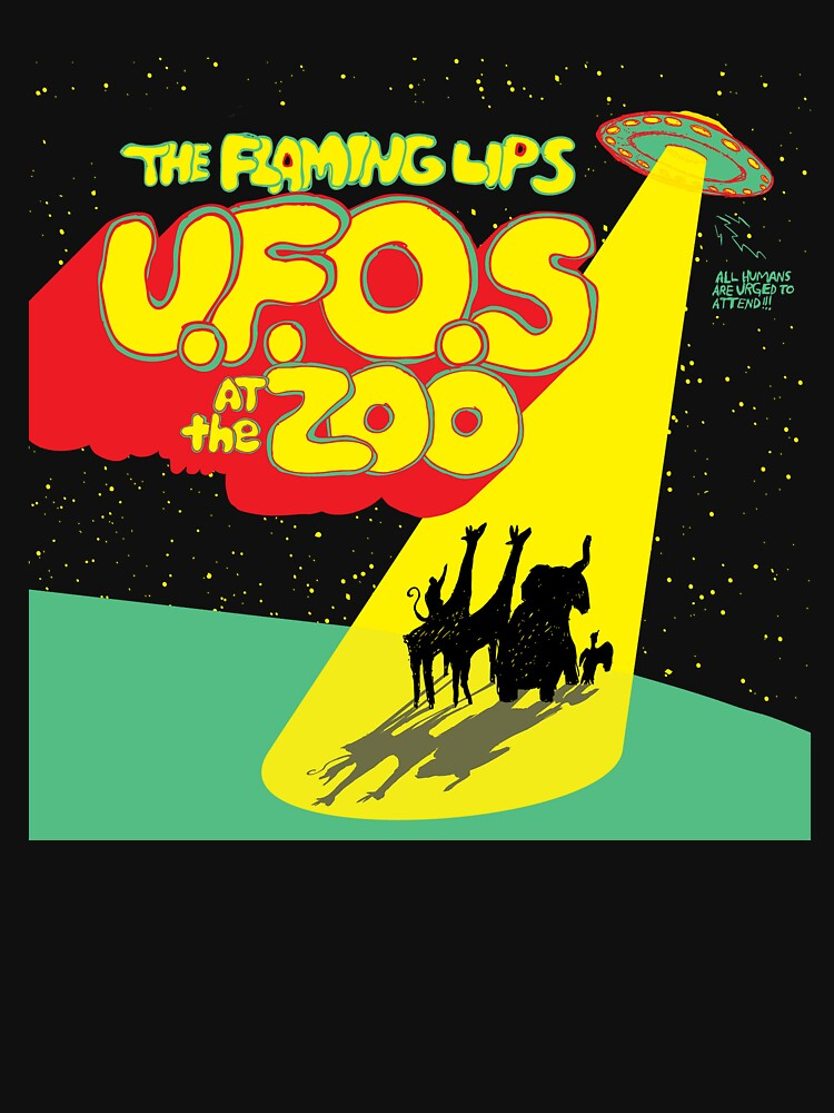 UFOs im Zoo von EverythingsBest