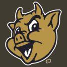 Horny Pig by OscarEA