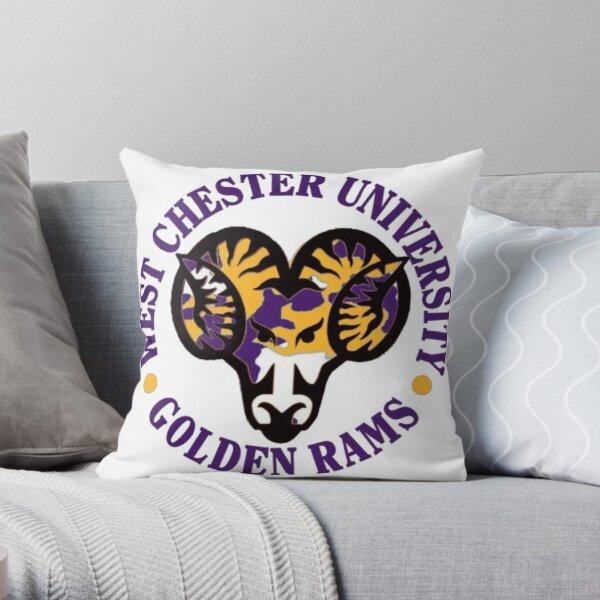 Coussin de l'Université West Chester Coussin
