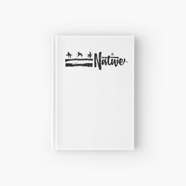 Rugged DC Native 2Bars 3Stars Hardcover Journal