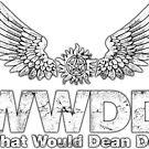 What Would Dean Do? by Happy-Llama-Art