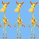 Long Giraffe Boi by ArtOfSkuba