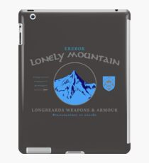 Longbeards Weapons & Armour : Erebor Lonely Mountain iPad Case/Skin
