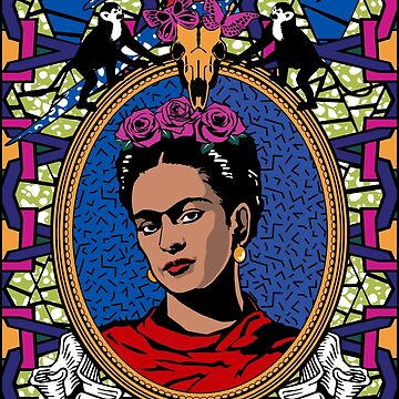 VIVA LA FRIDA by Afrodeco