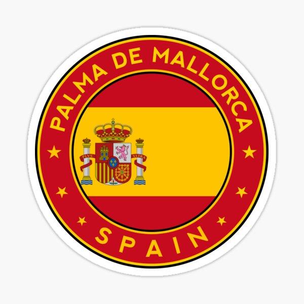 Palma de Mallorca, Palma de Mallorca sticker, Spain, Cities of Spain Sticker