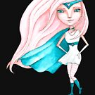 Super Gal - Teal Version by LittleMissTyne