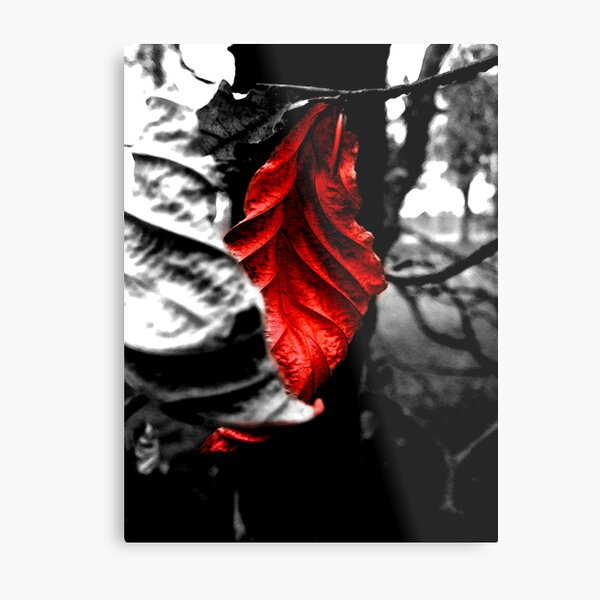 Blood of nature Metal Print