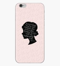 Jane Eyre Quote - Charlotte Bronte iPhone Case