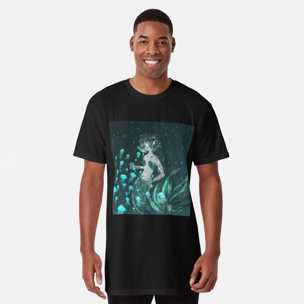 Meerjungfrau Pidge Longshirt