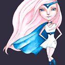Super Gal - Blue Version by LittleMissTyne
