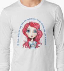 If I Had A Bunny Long Sleeve T-Shirt