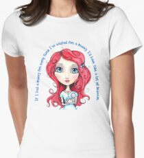If I Had A Bunny Women's Fitted T-Shirt