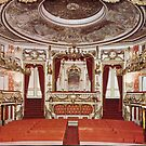 Theatre of the Château de Chimay - Belgium by Gilberte