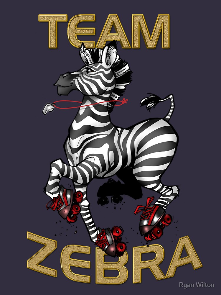 Team Zebra | Unisex T-Shirt