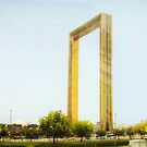 The Frame - Dubai - UAE by Yannik Hay