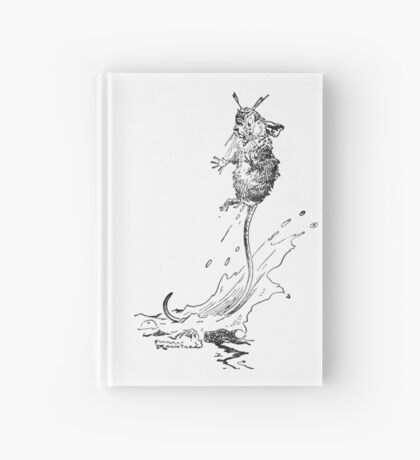 The Mouse Hardcover Journal