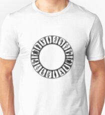 Camiseta unisex Círculo de mitología griega