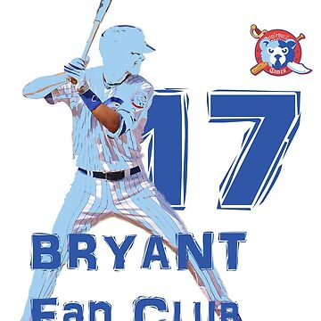 Chicago Cubs Kris Bryant Fan Club by ABaroneWT