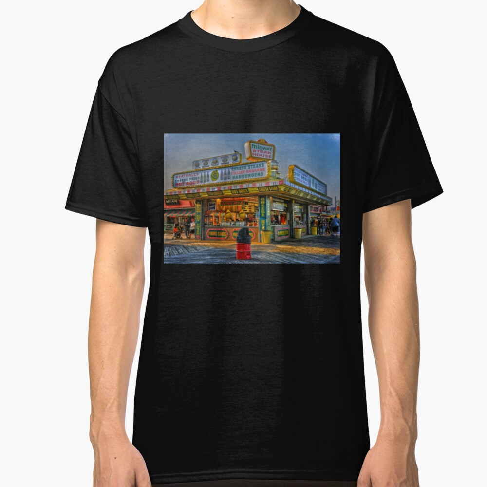 Midway Steak House Classic T-Shirt
