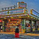 Midway Steak House by Debra Fedchin